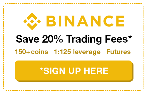 save fees on Binance